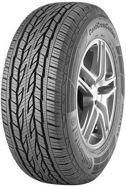 Anvelope vara CONTINENTAL CROSS CONTACT LX2 FR 215/60 R17 96H