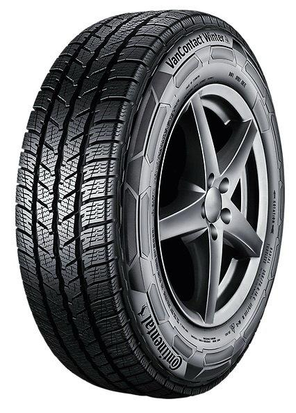 Anvelope iarna CONTINENTAL VanContactWinter 205/75 R16C 110/108R